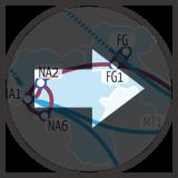 Mappa della rete